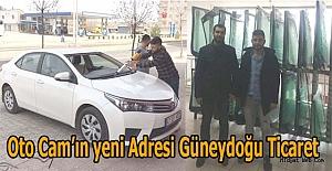 Midyat'ta Uğurlu Auto Glass, Oto Cam Hizmete Girdi