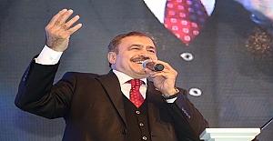 Bakan Eroğlu, Mardin'de 2 Adet Tesisin Temelini Attı