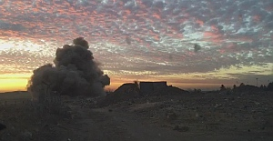Nusaybin'de el yapımı patlayıcı ve mühimmat bulundu