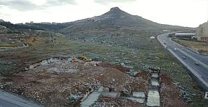 Yeni İtfaiye Hizmet Binası İçin Temel Kazıldı