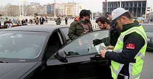 """81 ilde eş zamanlı """"Türkiye Güven Huzur-10"""" uygulaması yapıldı"""