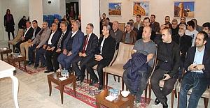"""Midyat'ta, """"İnsanlık İçin Kudüs"""" konulu konferans düzenlendi"""
