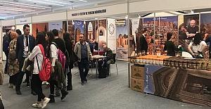 Mardin, Travelexpo Ankara Fuarı'nda tanıtılıyor