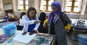 Milli Rallici Mardin Olgunlaşma Enstitüsü'nü Ziyaret etti