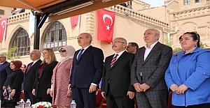 Kültür ve Turizm Bakanı Numan Kurtulmuş Mardin'de