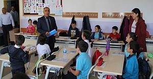"""SGK'Dan Öğrencilere """"Sosyal Güvenlik Bilinci"""" Eğitimi"""