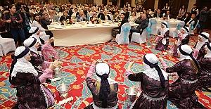Büyükşehir Belediyesi'nden 40 Yıl Evli Kalan 47 Çifte Özel Program