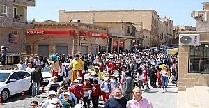 Mardin Etkinliklerin ve Programların Başkenti Oldu