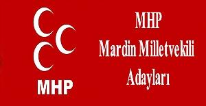 MHP Mardin Milletvekili Adayları