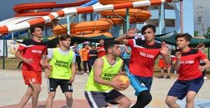 2. Streetball Turnuvası Sonuçlandı