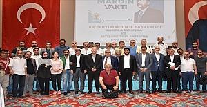 AKParti Milletvekili Adayları Basına Tanıtıldı.