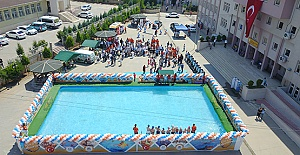 Mahalleme Havuz Geldi Projesi