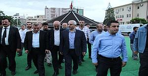 Milletvekili adayı Şahin, iftar verdi