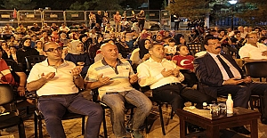 Midyatlılar 15 Temmuz nöbeti için meydanlarda