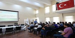 Artuklu Belediyesinde Personel İçin Hizmet İçi Eğitim