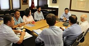 Dilenciler için koordinasyon toplantısı...