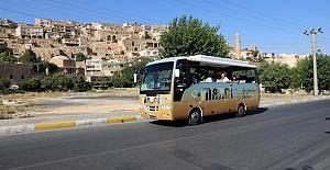 Tur aracı turistlerin gözdesi haline...