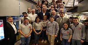 Kültür ve Turizm Bakanı Ersoy, Mardin'de