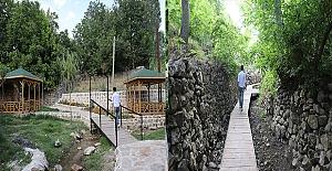 Savur'da Bahçelere Yürüyüş Yolu
