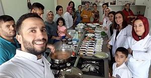 Olgunlaşma Enstitüsü Mardin Mutfağına Aşçı Yetiştirecek