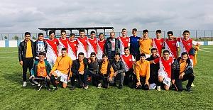 Mesleki Teknik Anadolu Lise' si Şampiyon Oldu