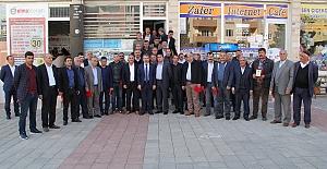 Midyat Ziraat Odası Başkanı Evsen#039;...