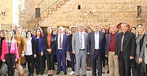 Öz İplik-İş Sendikası Kadın Komitesi Midyat'ta Toplandı