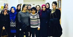Elif Urazin, 5 Aralık Kadın Hakları Günü Kutladı