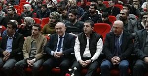 Prof.Dr. Ahmet Şimşirgil Midyat'ta Konferans Verdi
