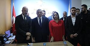 Midyat Belediye Başkan Adayı Şahin'den Basın Açıklaması