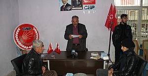 CHP Dargeçit İlçe Teşkilatı İstifa Etti