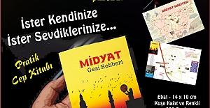 Midyat Gezi Rehberi Çıktı