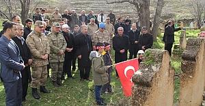 Midyat'ta Terör Kurbanları İçin Anma Töreni Düzenlendi