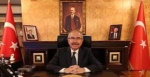 Vali Mustafa Yaman'ın Yeni Yıl Mesajı