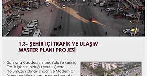 Cevheroğlu'ndan Kızıltepe'ye yaya geçidi projesi