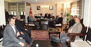 Dr. Nihat Özkan, Midyat#039;ta geldi