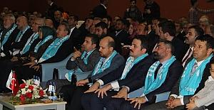 TÜGVA Yüksek İstişare Kurulu Üyesi Bilal Erdoğan, Midyat'a