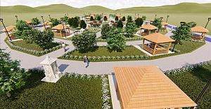 Cevheroğlun'dan; millet bahçesi projesi