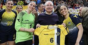 Hentbolda Süper Lig Sevinci