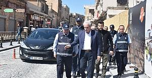 Artuklu Belediye Başkanı, Tutaşı'ından açıklamalar