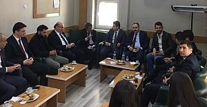 Midyat Adliye'sinden Avukatlara Ziyaret