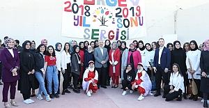 Türgev'den El Sanatları Sergisi