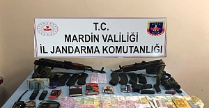 Nusaybin'de 2 PKK'lı Teröristin Etkisiz Hale Getirildi