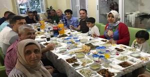 bspan style=color:#0000ffSavurda, ÇATOM dan iftar programı/span/b