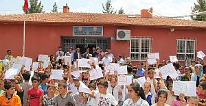 Midyat'ta, 30 bin öğrenci karne heyecanı