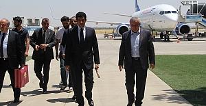 Katar Büyükelçisi Al-Shafi, Midyat'ta