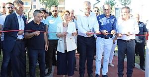 Midyat Kent Parkın açılışı yapıldı