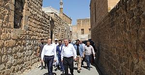 Midyat'ta kentsel dönüşüm çalışması