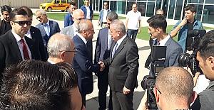 Ulaştırma Ve Altyapı Bakanı Cahit Turhan Midyat'ta Geliyor