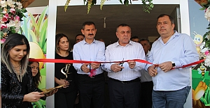 Akademinikler Kreş ve Gündüz Bakım Evi açıldı
